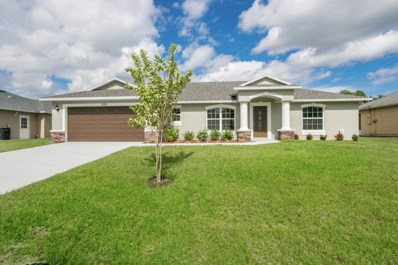 282 San Remo Road, Palm Bay, FL 32908 - #: 836089