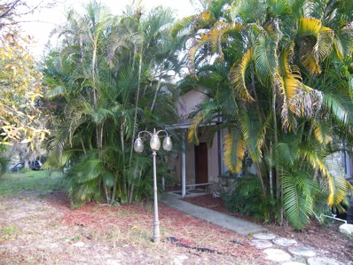 1055 Shady Lane, Merritt Island, FL 32952 - MLS#: 836102