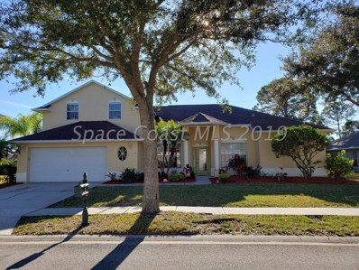 1992 Windbrook Drive, Palm Bay, FL 32909 - MLS#: 836221