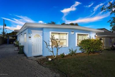 226 Johnson Avenue, Cape Canaveral, FL 32920 - MLS#: 836407