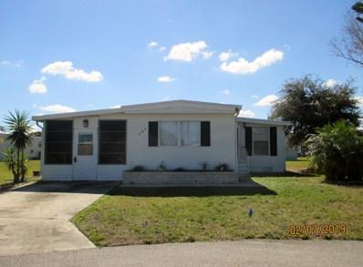 486 NE Neighborly Court, Palm Bay, FL 32907 - MLS#: 836419
