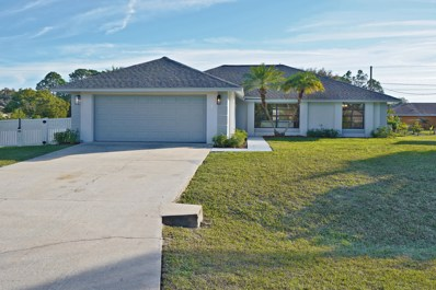 671 Londonderry Circle, Palm Bay, FL 32909 - MLS#: 836450