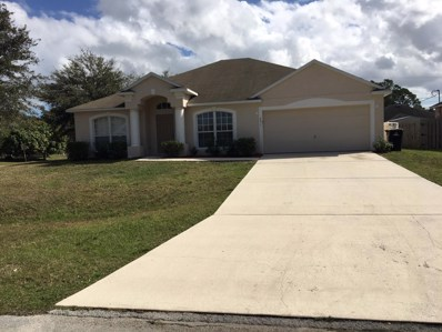 201 SW Sarah Road, Palm Bay, FL 32908 - #: 836706