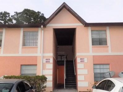 4927 Pinewood Drive UNIT 8, Palm Bay, FL 32905 - MLS#: 836719