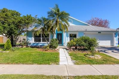 1214 Golden Pond Lane, Rockledge, FL 32955 - MLS#: 836856