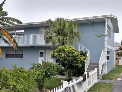 302 Lincoln Avenue UNIT 8, Cape Canaveral, FL 32920 - MLS#: 836924