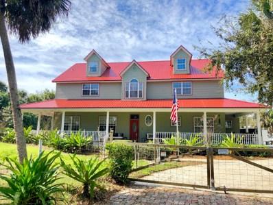 5120 Pintail Lane, Merritt Island, FL 32953 - MLS#: 836930