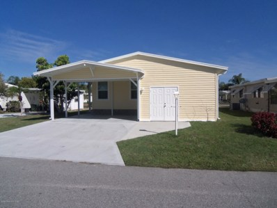 934 Fir Street, Barefoot Bay, FL 32976 - MLS#: 837135