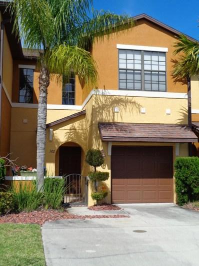 1340 Lara Circle UNIT 102, Rockledge, FL 32955 - MLS#: 837156