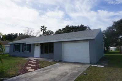 420 NE Tewksbury Lane, Palm Bay, FL 32907 - MLS#: 837161