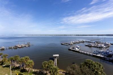 15 N Indian River Drive UNIT 801, Cocoa, FL 32922 - MLS#: 837201