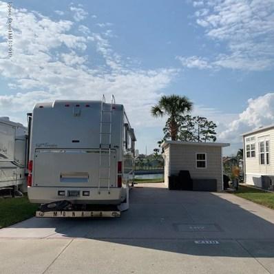 2110 Orbiter Court UNIT 167, Titusville, FL 32796 - MLS#: 837412