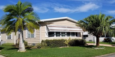 629 Oleander Circle UNIT 2, Barefoot Bay, FL 32976 - MLS#: 837575