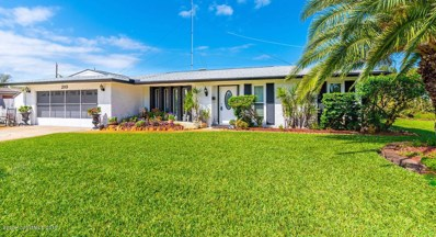 210 Bonnie Court, Satellite Beach, FL 32937 - MLS#: 837704