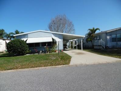 911 Periwinkle Circle, Barefoot Bay, FL 32976 - MLS#: 837727