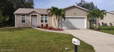 1080 Colonial Avenue, Palm Bay, FL 32909 - MLS#: 837738