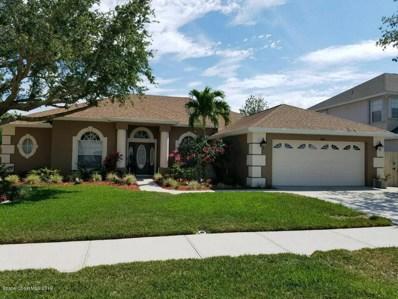 1241 Grand Cayman Drive, Merritt Island, FL 32952 - MLS#: 837757