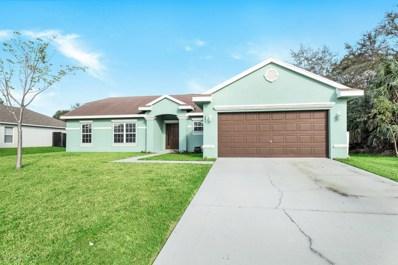 689 Scotten Avenue, Palm Bay, FL 32908 - MLS#: 837897
