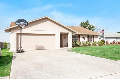2165 Jason Street, Merritt Island, FL 32952 - MLS#: 837949
