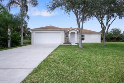 538 Whitehall Avenue, Palm Bay, FL 32908 - #: 837955