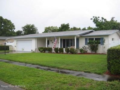 3523 W Roundtree Drive, Cocoa, FL 32926 - MLS#: 838307