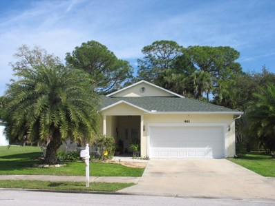 461 Carley Lane, Cocoa, FL 32926 - MLS#: 838438