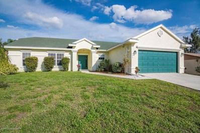 443 Dominican Avenue, Palm Bay, FL 32909 - MLS#: 838478