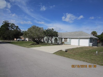 1279 Wadsworth Street, Palm Bay, FL 32909 - #: 838487