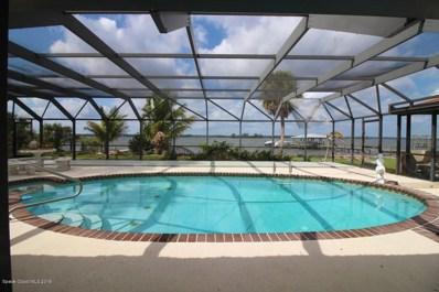 415 Rio Vista Lane, Merritt Island, FL 32952 - MLS#: 838664