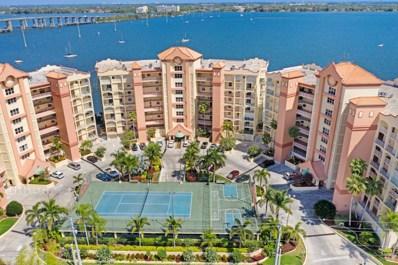 100 Riverside Drive UNIT A601, Cocoa, FL 32922 - MLS#: 838683