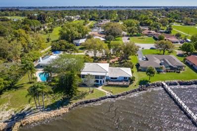 400 Rio Vista Lane, Merritt Island, FL 32952 - MLS#: 838962