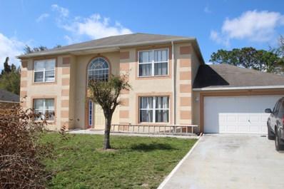 649 Belvedere Road, Palm Bay, FL 32907 - MLS#: 838993