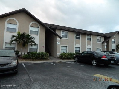 245 Spring Drive UNIT 1, Merritt Island, FL 32953 - MLS#: 839251
