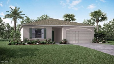 270 Deauville Avenue, Palm Bay, FL 32909 - MLS#: 839286
