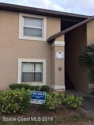 265 Spring Drive UNIT 5, Merritt Island, FL 32953 - MLS#: 839416