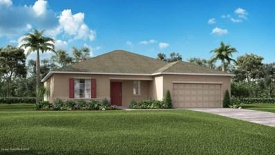 4455 Hebron Drive, Merritt Island, FL 32953 - MLS#: 839417