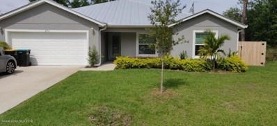 275 Aladdin Street, Palm Bay, FL 32907 - MLS#: 839464