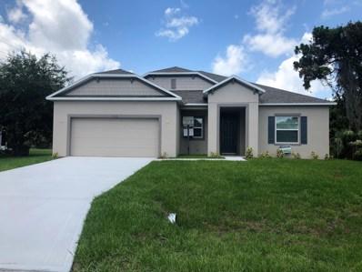 482 Cheltenham Avenue, Palm Bay, FL 32909 - MLS#: 839501