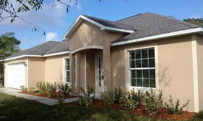 850 Clifton Road UNIT 11, Palm Bay, FL 32909 - #: 839607