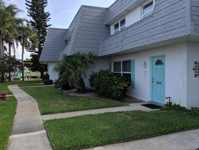 428 Meadowlark Lane UNIT 315, Satellite Beach, FL 32937 - MLS#: 839615