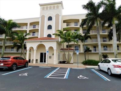 551 Casa Bella Drive UNIT 205, Cape Canaveral, FL 32920 - #: 839862