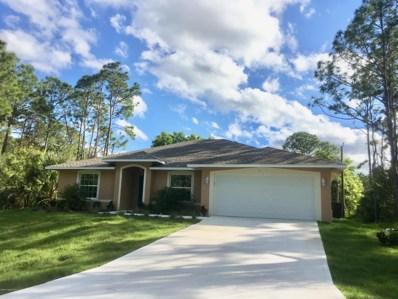 279 Wilton Avenue, Palm Bay, FL 32908 - MLS#: 839869