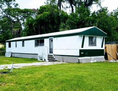 6485 Colony Park Drive, Merritt Island, FL 32953 - MLS#: 840090