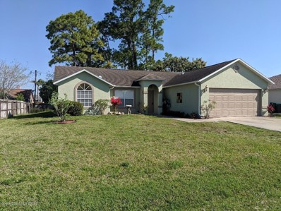 1681 NW Vallee Street, Palm Bay, FL 32907 - MLS#: 840339