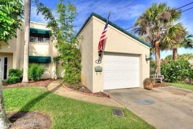 4 Emerald Court, Satellite Beach, FL 32937 - MLS#: 840450