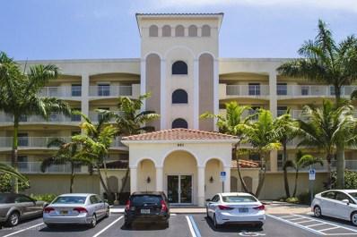 551 Casa Bella Drive UNIT 202, Cape Canaveral, FL 32920 - #: 840480