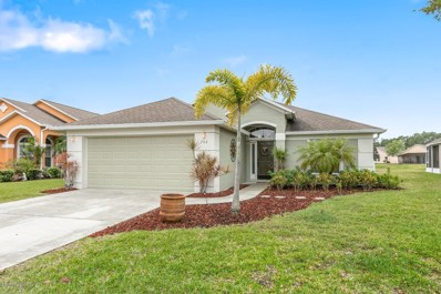 764 Morning Cove Circle, Palm Bay, FL 32909 - MLS#: 840786