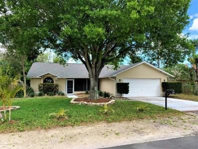 1160 Redwood Road, Merritt Island, FL 32952 - MLS#: 840828