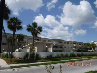 223 Columbia Drive UNIT 117, Cape Canaveral, FL 32920 - MLS#: 840908