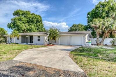 345 Hibiscus Boulevard, Merritt Island, FL 32952 - MLS#: 840947